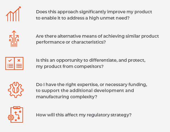 critical questions to ask prior to committing to gene editing therapy strategies