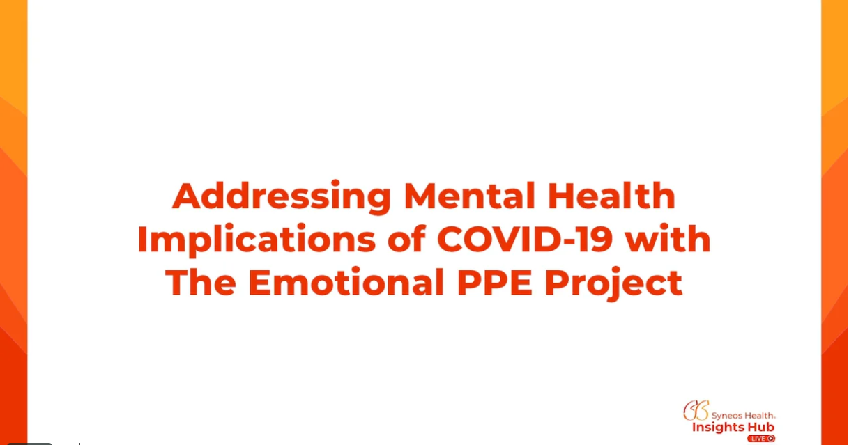 The Emotional PPE Project