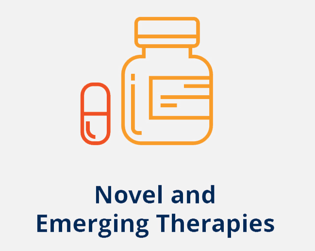 Novel and Emerging Therapies