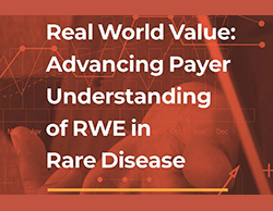 Report Identifies Barriers to Payer Use of RWE in Rare Disease & Recommendations for Advancing Payer Engagement